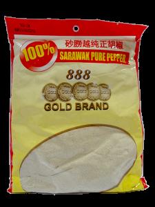 500g Sarawak White Pure Pepper 砂劳越白胡椒粉