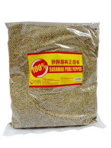 1kg Sarawak White Pure Pepper Crush 砂劳越纯白胡椒碎