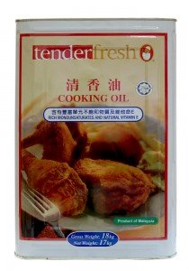 Cooking Oil 清香油